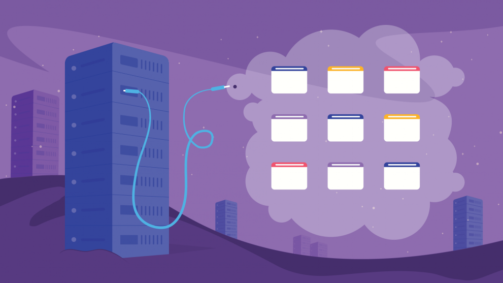 The following points should be considered before buying a web hosting