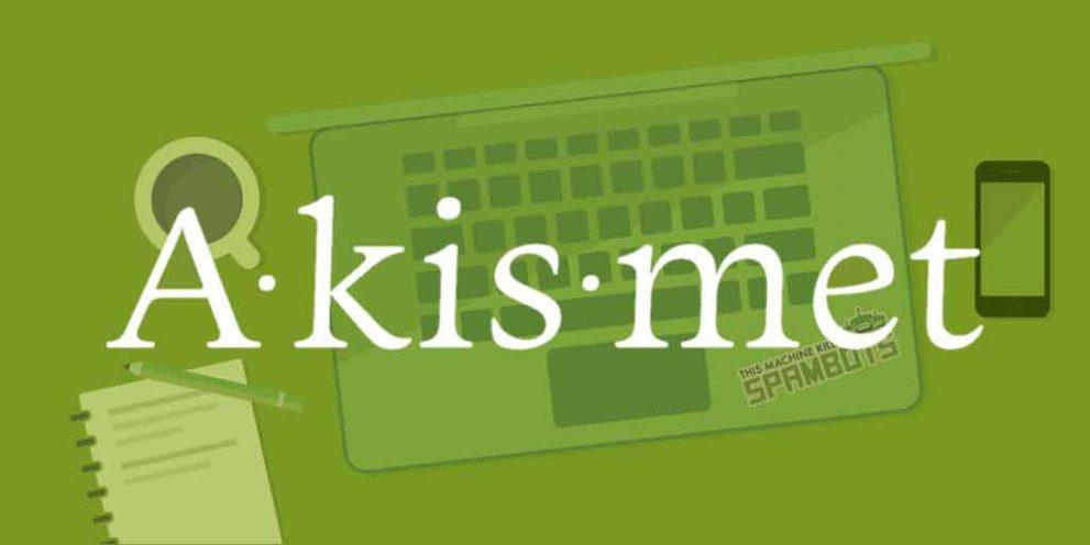 Get Akismet Plugin API for free